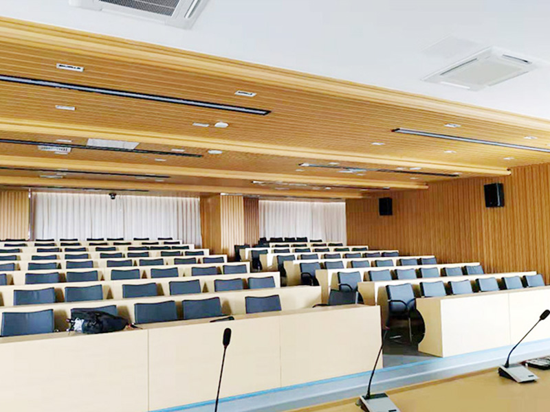 HARMAN brand multifunctional hall system successfully applied to Fujian Decheng Group